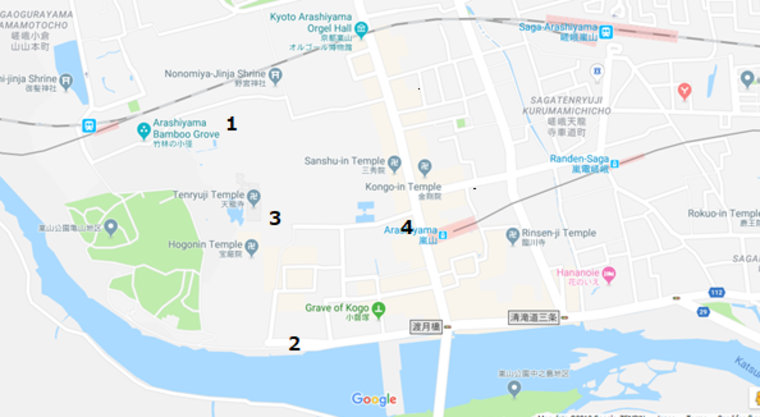 Thumb arashiyama map